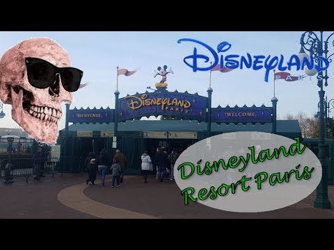 Disneyland Resort Paris | 5 Day´s in Paris #2