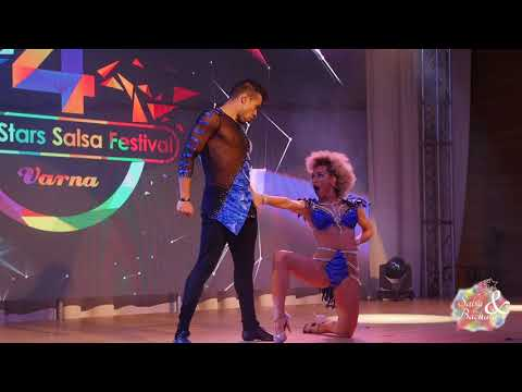 �l y Lety - Bachata Show 2018 ⭐ [Believer - Imagine Dragons]