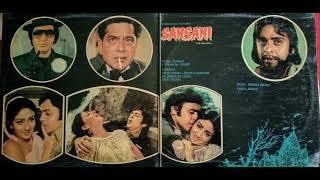 Asha Bhosle_Phir Teri Yaad Aa Gayi (Sansani; Hemant Bhosle, Irshaad; 1980)