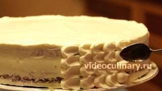 Простой способ элегантного украшения торта - Рецепт Бабушки Эммы(Рецепт - Простой способ элегантного украшения торта от http://videoculinary.ru Бабушка Эмма делится Видео-рецептом..., 2014-05-17T10:14:20.000Z)