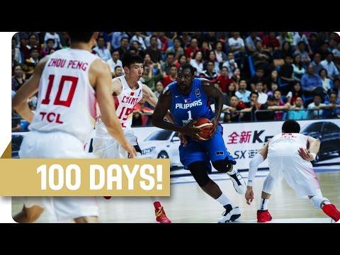 FIBA Asia Cup 2017 - 100 Days To Go