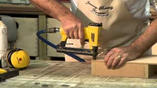 How To Use Your Pneumatic Stapler