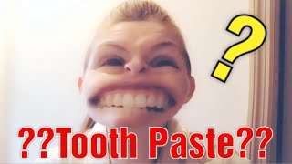 CHRISTIAN Comedy! Who Took MY Tooth Paste?