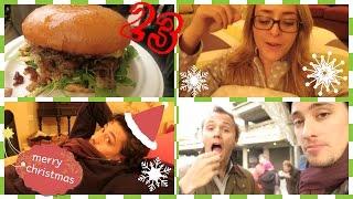 London Christmas Markets & Movie Marathon! Vlogmas 23