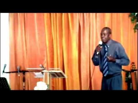 Predicazione del fratello Jeffrey del 01/07/2012. Chiesa Effata