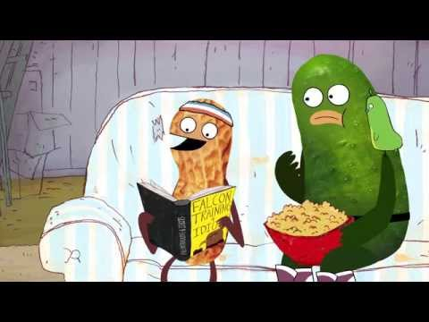 Little Pickle | Pickle and Peanut | Disney XD