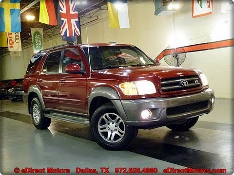 2004 toyota sequoia sr5 4wd edirect motors youtube 2004 Toyota Sequoia Key 2004 toyota sequoia sr5 4wd edirect motors