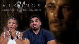 Vikings Season 1 Episode 6 'Burial of the Dead' REACTION!!