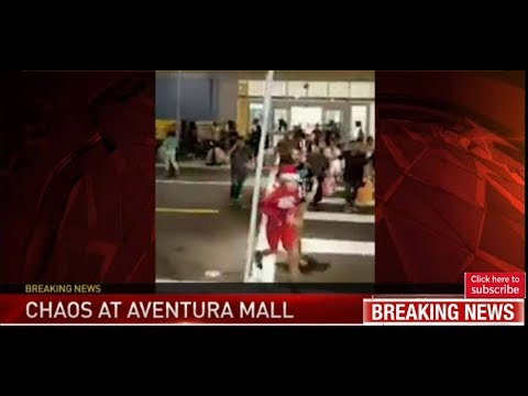 Latest news: Aventura Mall Evacuated Following Reports of Shooting