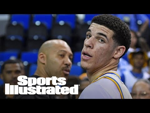 NBA Draft Show 2017: The Lonzo And LaVar Ball Marketing Strategy | Sports Illustrated