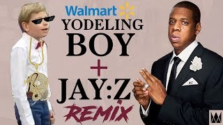 Walmart Yodeling Kid ft Jay-Z (SONG CRY REMIX) + DOWNLOAD LINK!
