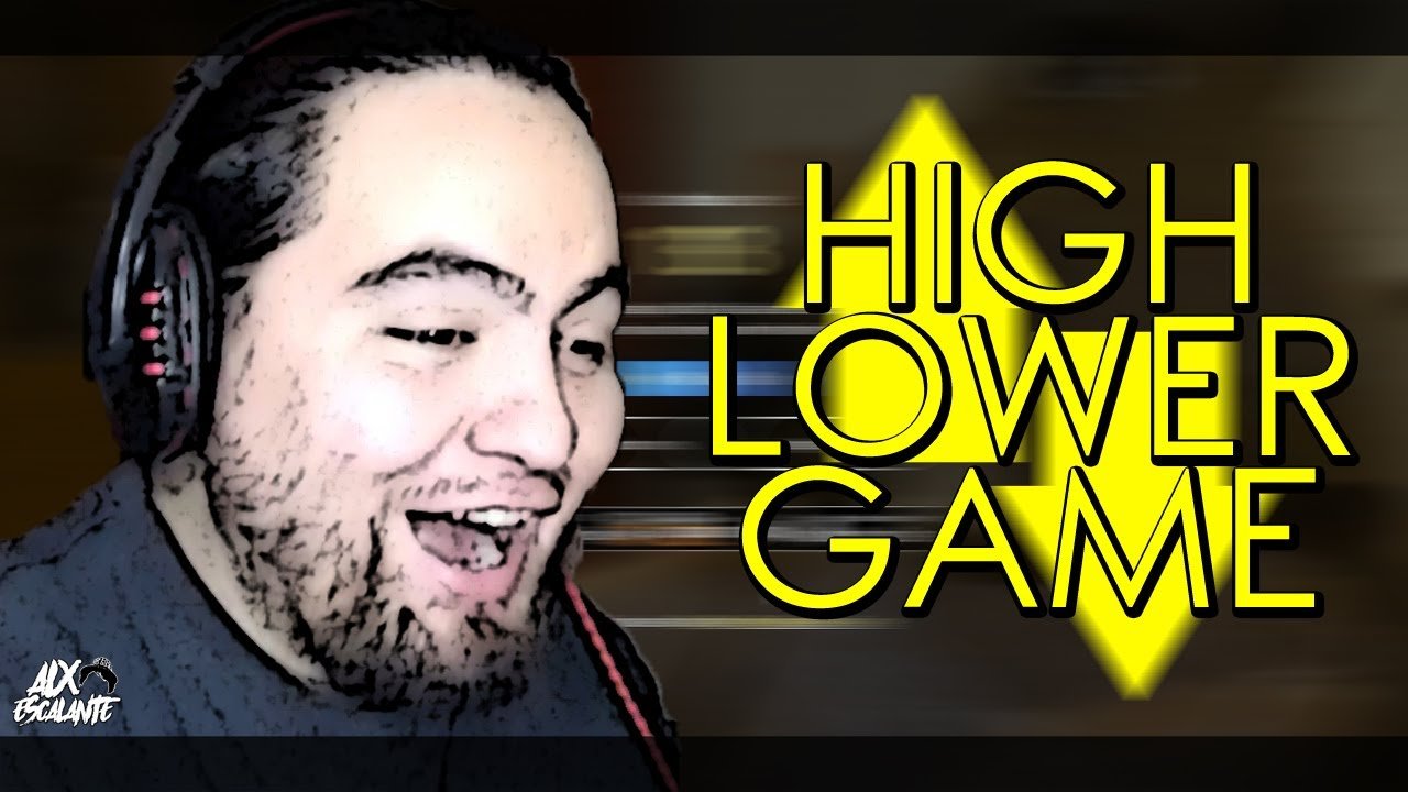 Highlowergame