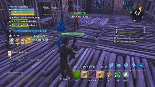 Fortnite with umi bose bose helping him with giveaway