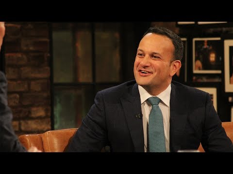 Leo Varadkar first serious relationship | The Late Late Show | RTÉ One