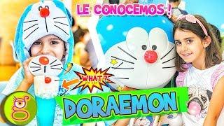 ¡CONOCEMOS A DORAEMON! Visitamos su casa en JAPÓN - Viaje Tremending