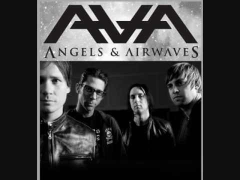 Angels and Airwaves- Hallucinations (WITH LYRICS!!)