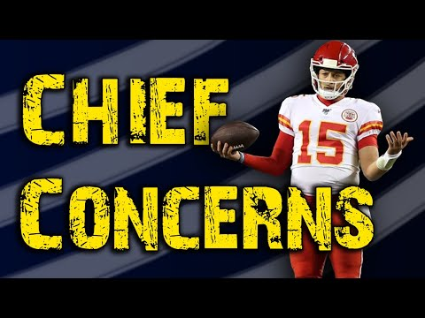 The Chiefs are vulnerable...in the weirdest possible way