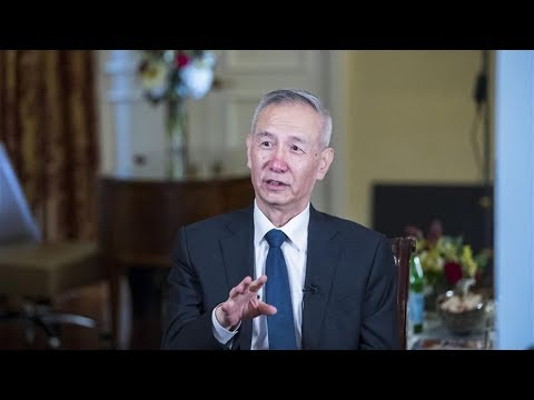 Chinese vice premier says China, US agree not to engage in trade war