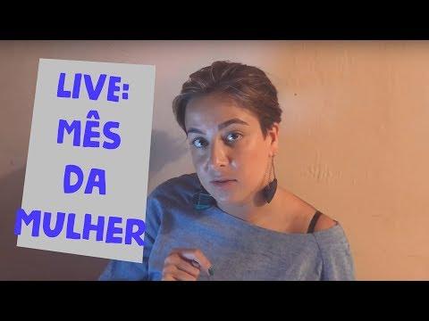 LIVE ESPECIAL MÊS DA MULHER | HEL MOTHER
