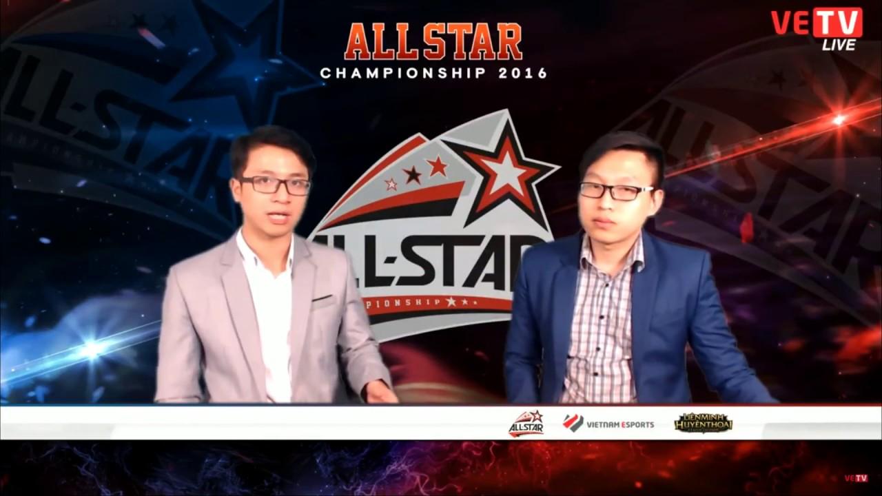 FULL GAME | AllStar 18/11/2016 : Indonesia vs Việt Nam