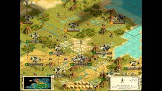 Let's Play Civilization 3 - Full Gameplay HD (Monarch Difficulty, Complete Edition) [4/7][Ep. 2]