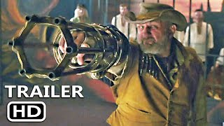 THE NEVERS Official Trailer 2 (2021)