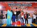 Part 9_Awards ceremony 7th World Championship of FCF MMA 2017