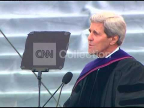 MA:KERRY COMMENCEMENT SPEECH - ENERGY POLICY
