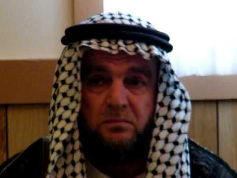 الدكتور  ضاري العاصي  صلاة العيد  كولونا 2009 -3-