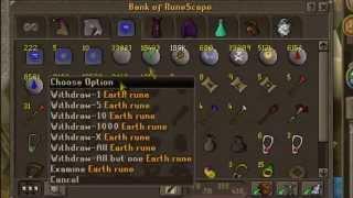 RuneScape - Kalanarraaja Progress Video 7 [370m+ Bank, 9 Skillcapes, 132 Combat]