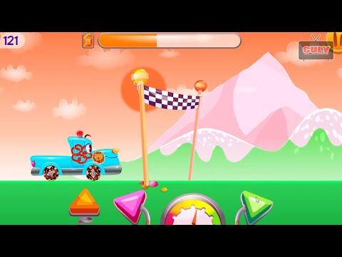 Chơi Racing Kids đua Xe Trẻ Em - Cu Lỳ Chơi Game Lồng Tiếng Vui Nhộn
