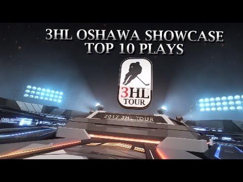 Top 10 Plays: 3HL Oshawa Showcase - YouTube