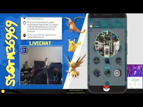 Pokemon GO - Spoofing Update News & Marathon Stream Is Today Folks! - Part 2