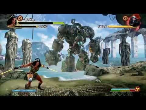 Killer Instinct Season 2 Aganos Stage Fatality Full HD 1080p