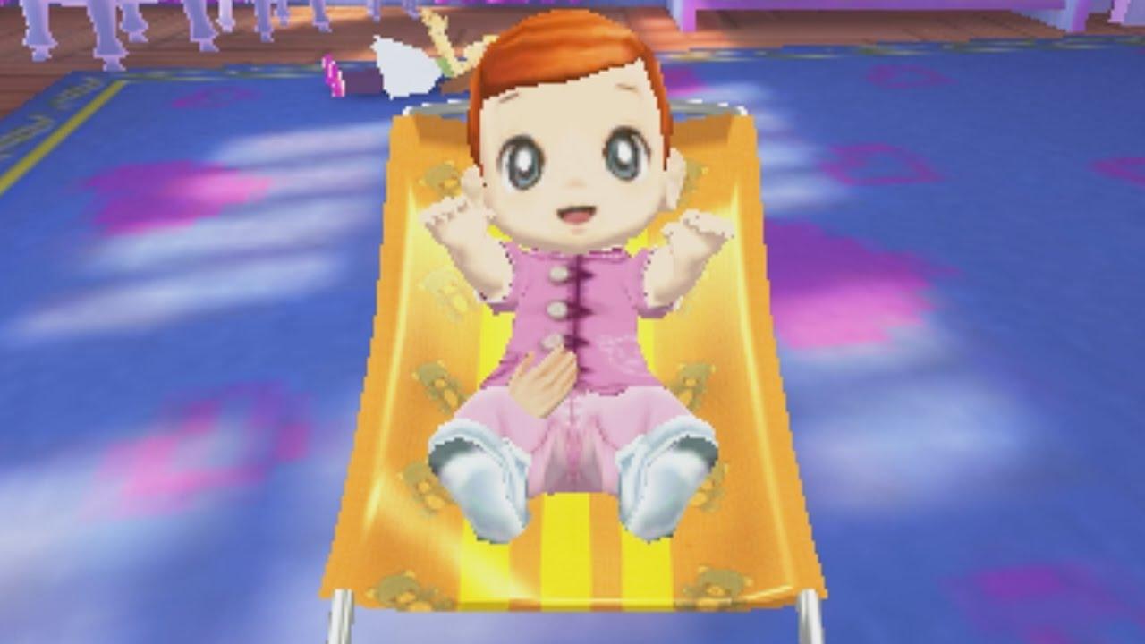 I Love My Little Girl Demo Gameplay 3ds Youtube