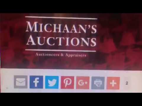 SF Bay Area Events - Michaan's Auctions Red Tag Sale 1770 Viking Alameda CA #Auctions