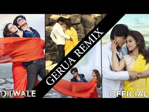 Gerua Remix - Dilwale | Shah Rukh Khan | Kajol | DJ Shilpi Mix