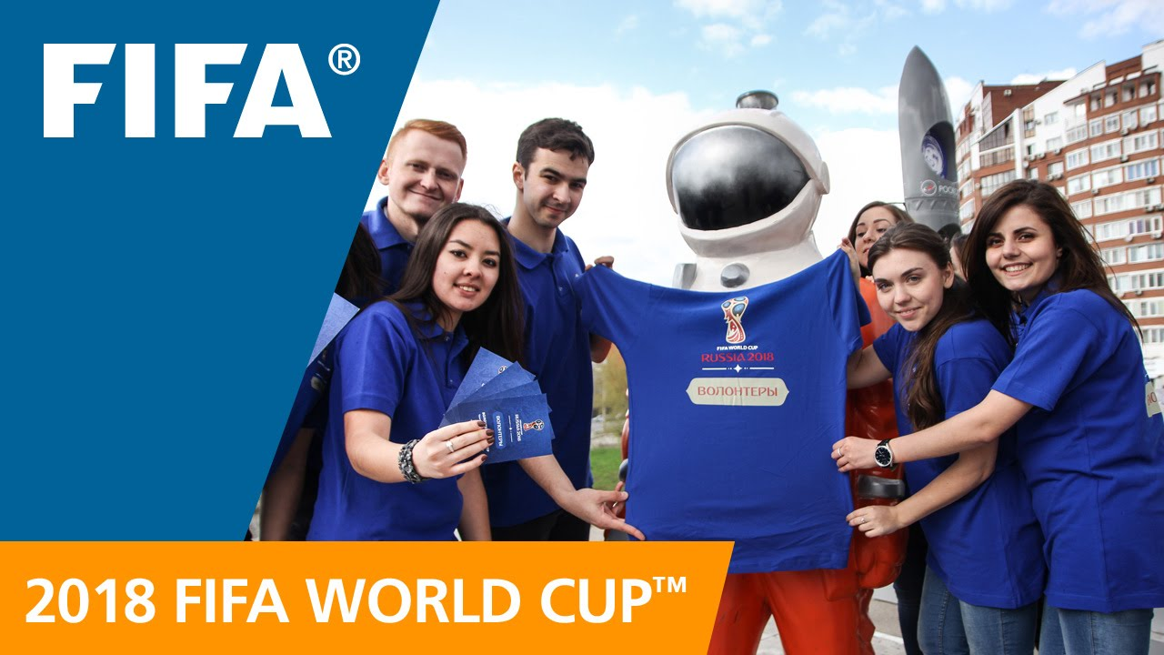 Volunteers of the World Cup 2018 30