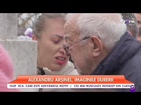 Alexandru Arșinel a suferit un transplant de rinichi la ...   Alexandru Arșinel