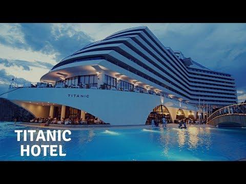 VLOG | ANTALYA ( TITANIC BEACH LARA HOTEL)