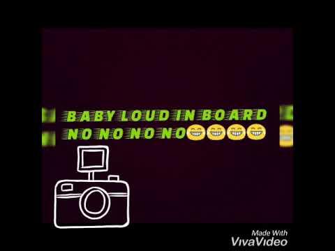 Funniest baby loud😁😁