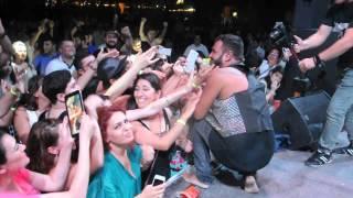 AZIS - Sen Trope Baku - Баку Азис и фанаты