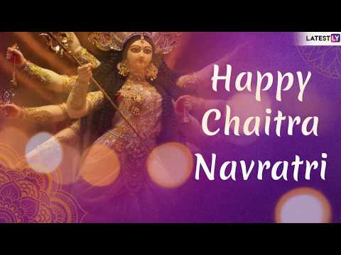 Chaitra Navratri 2019 Messages and Greetings in English