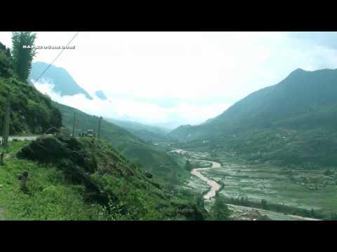 Sapa Town Vietnam - Sapa Terrace Rice fields - LaoChai Tavan Hmong village
