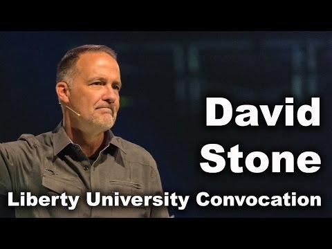 Dave Stone - Liberty University Convocation
