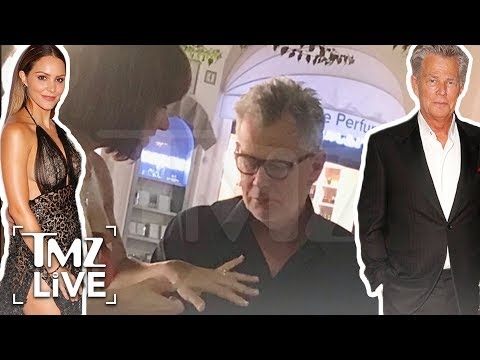 david foster dating katherine mcphee