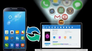 How to share files between Android Device and PC using Xender