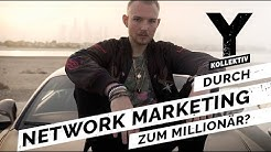 Umstrittenes Network Marketing - Der Lifestyle des Jungmillionärs Richard Büttner