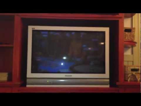 Panasonic CT-34WX50 HD 1080i CRT TV