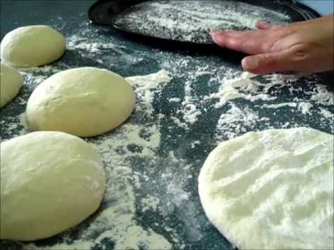 Perfect homemade PIZZA DOUGH – Learn how to make PIZZA DOUGH recipe